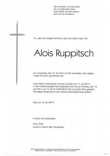 Alois Ruppitsch