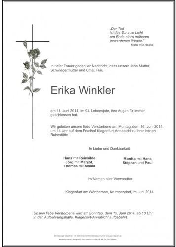 Erika Winkler