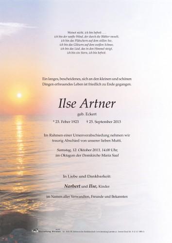 Ilse Artner