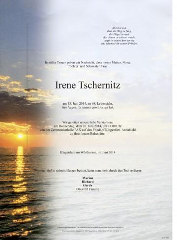 Irene Tschernitz