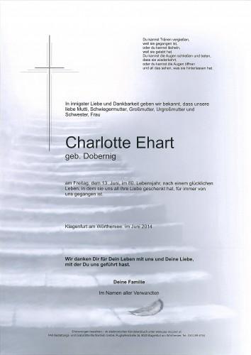 Charlotte Ehart