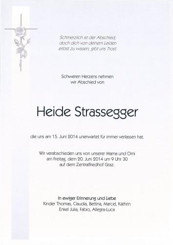 Heide Strassegger