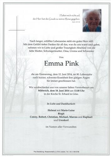 Emma Pink