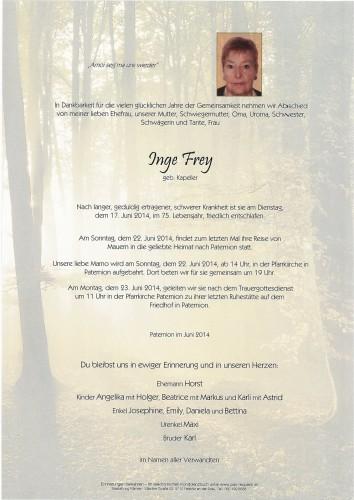 Inge Frey