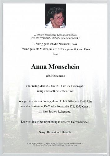 Anna Monschein