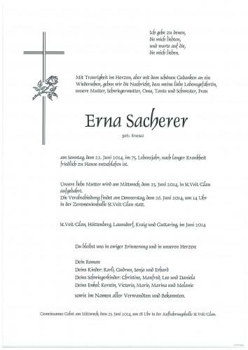 Erna Sacherer