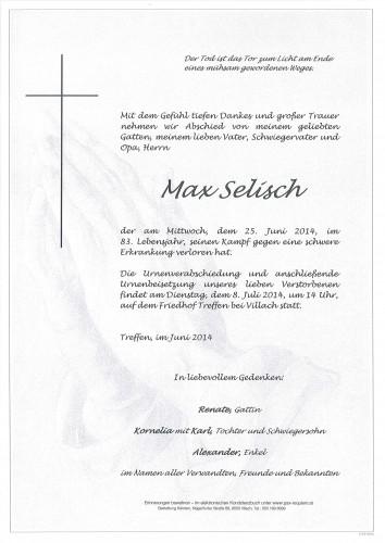 Max Selisch