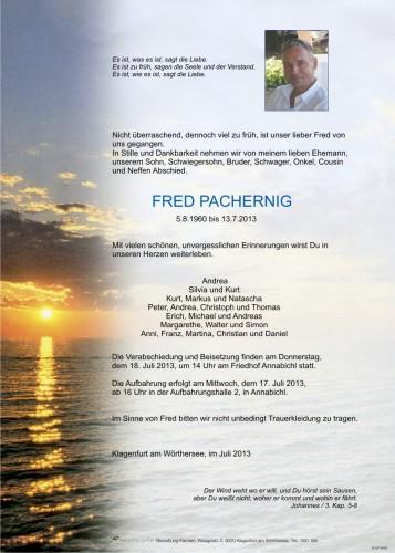 Fred Pachernig
