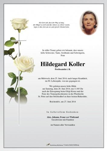 Hildegard Koller