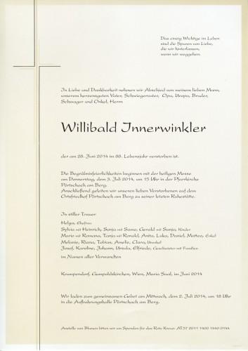 Willibald Innerwinkler