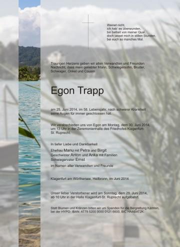 Egon Trapp