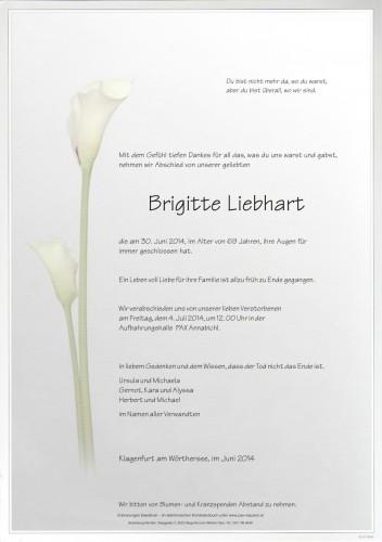 Brigitte Liebhart