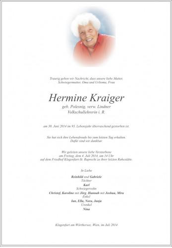 Hermine Kraiger