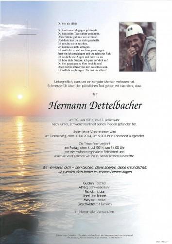 Hermann Dettelbacher