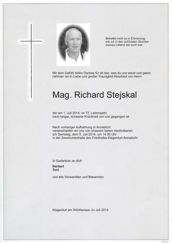 Richard Stejskal