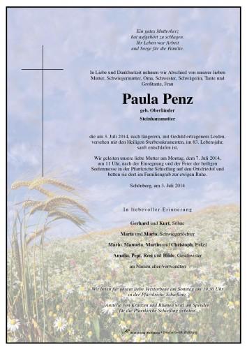 Paula Penz