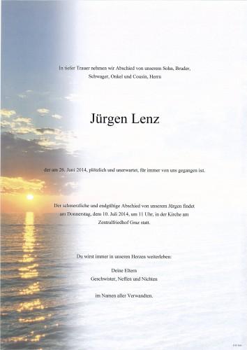 Jürgen Lenz