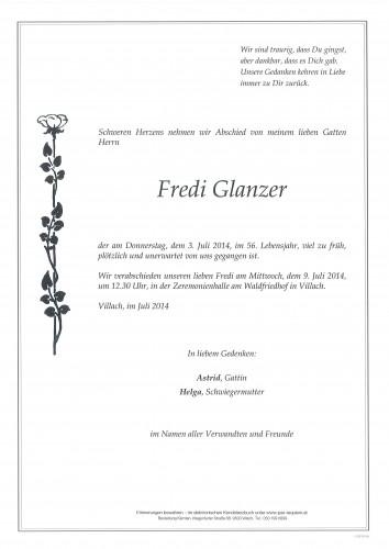 Fredi Glanzer