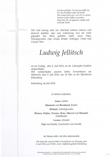 Ludwig Jellitsch