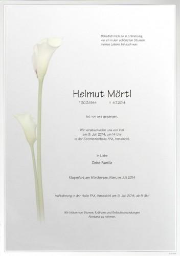 Helmut Mörtl