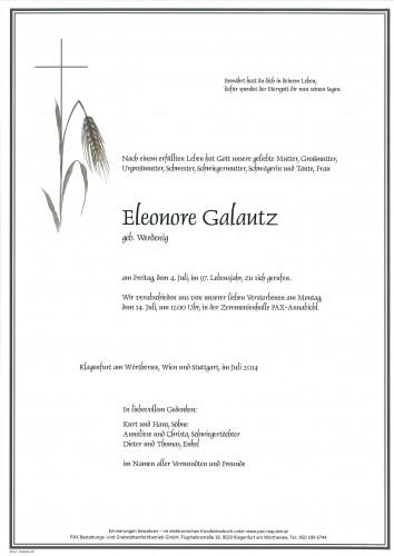Eleonore Galautz