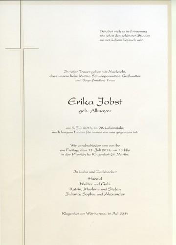 Erika Jobst