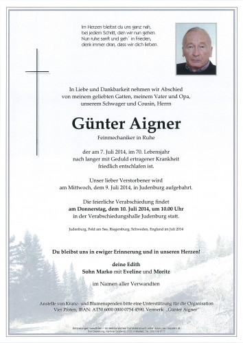 Günter Aigner