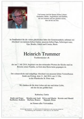 Heinrich Trummer