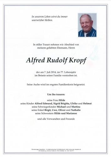 Afred Kropf