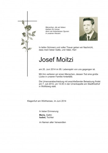 Josef Moitzi