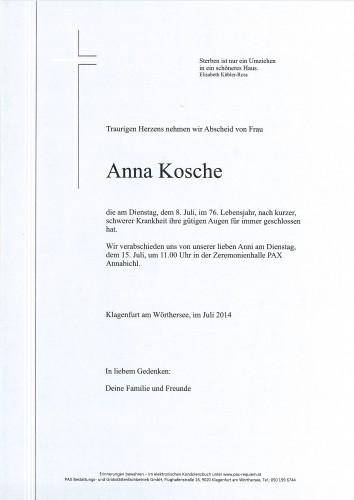 Anna Kosche