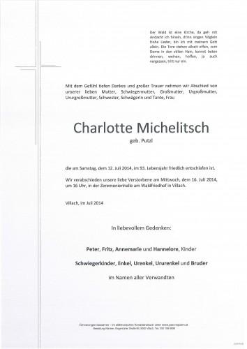 Charlotte Michelitsch