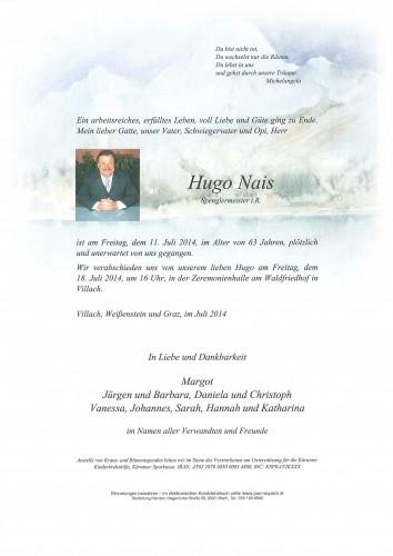 Hugo Nais