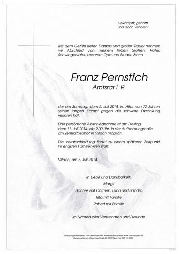 Franz Pernstich