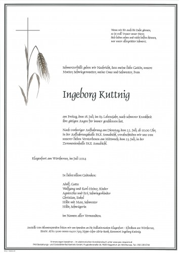 Ingeborg Kuttnig