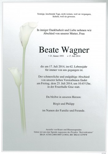 Beate Wagner