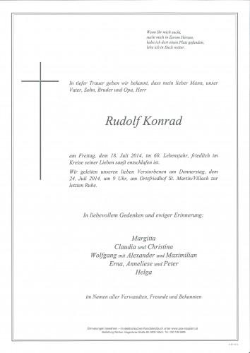 Rudolf Konrad