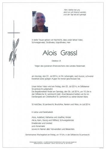 Alois Grassl