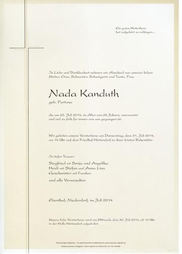 Nada Kanduth