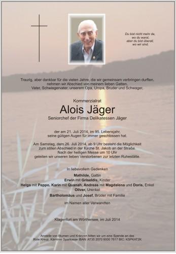 Alois Jäger