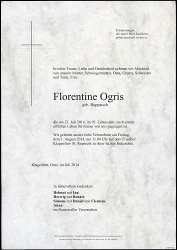 Florentine Ogris