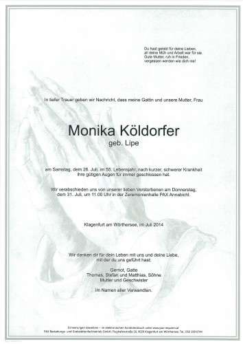 Monika Köldorfer