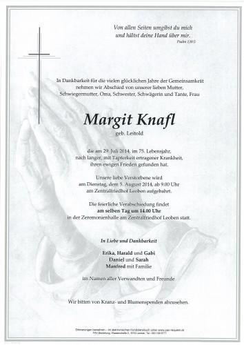 Margit Knafl