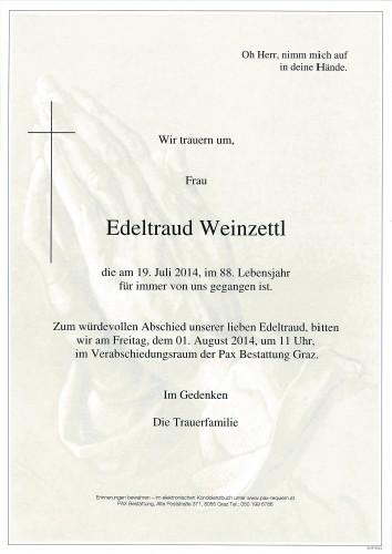 Edeltraud Weinzettl