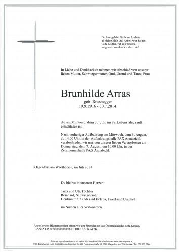 Brunhilde Arras