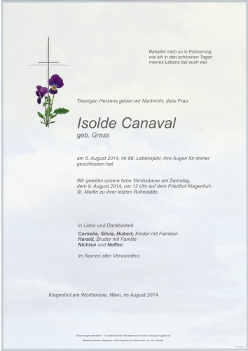 Isolde Canaval