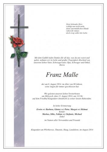 Franz Malle