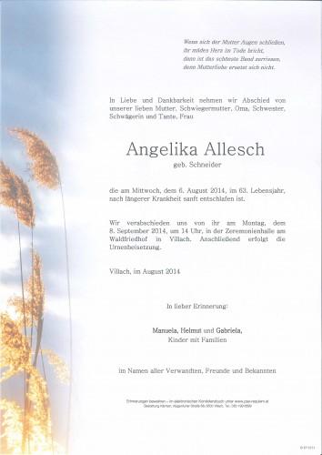 Angelika Allesch