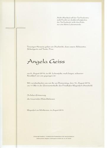 Angela Geiss