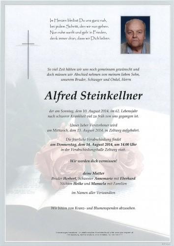 Alfred Steinkellner